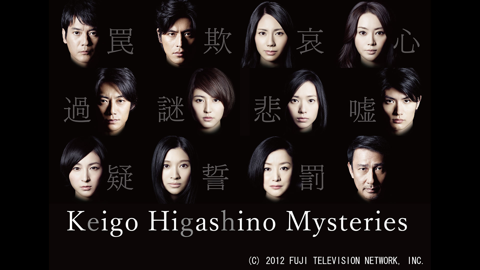Keigo Higashino Mysteries 08 - Faint Motives